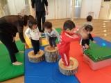 2月16日(木) 運動遊び(ひだまり)